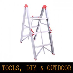 TOOLS, DIY & OUTDOOR