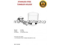 STAINLESS STEEL TUMBLER HOLDER FK-12526