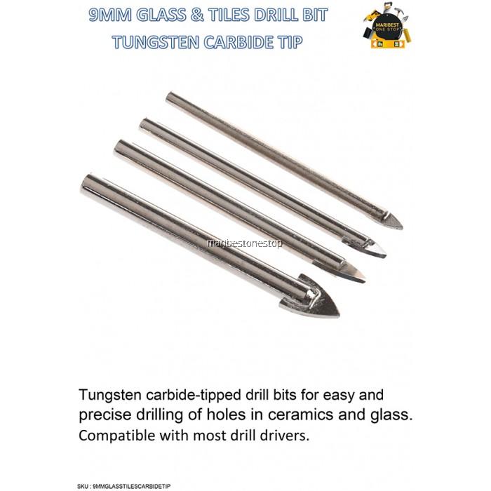 Glass Tiles Drill Bit Tungsten Carbide Tip