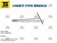 19MM T-TYPE WRENCH