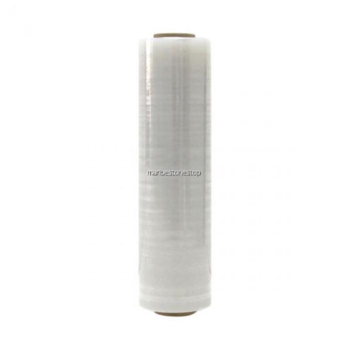 1 Roll] Stretch Film 500mm 23micron 2kg Net Film Wrapping Roll (200g