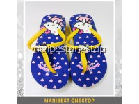HKBY 1.5 INCH HEELS HELLO KITTY WEDGES SLIPPER SANDALS