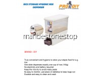 12KG JAPANESE RICE STORAGE, HYGIENIC RICE DISPENSER, FOOD STORAGE CONTAINER