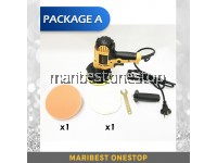 Package Molita 700W Electric Car Polisher Sander Buffer Polishing Machine