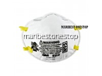 3M 8210 N95 PARTICULATE RESPIRATOR DUST MASK (10PCS)