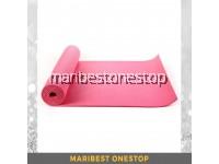 10mm Non Slip NBR Yoga Mat  - Pink