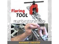 GS Optimus Single Flaring Tool 6 Dies Tubing Pipe Woodworking Metal Extension Tool