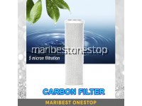 "10"" CTO 5 Micron Carbon Block Water Filter Cartridge"