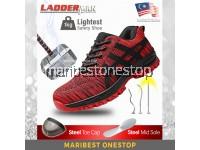 Ladder Man Steel Toe Cap Midsole Low Cut Safety Boots Safety Shoe LDM-268