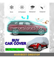 SUV Full Car Cover Waterproof Dirt Resistant Sun Protection Car Cover Size YM/YL/YXL/YXXL