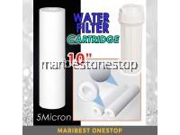 "10"" 5 Micron Water Filter Replacement Cartridge Water Purifier"