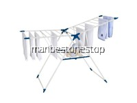 Foldable Clothes Laundry Drying Rack Ampaian Baju (Metal Epoxy)