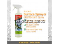 500ML OR 5 LITER SANISAR SURFACE DISINFECTANT SPRAYER KILL 99.9% GERMS AND BACTERIA SANITIZER