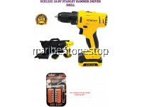 SCH12S2 10.8V STANLEY HAMMER DRIVER DRILL, CORDLESS DRILL