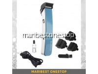 NOVA NS-216 PROFESSIONAL RECHARGEABLE HAIR TRIMMER CUTTER SHAVER CLIPPER (RANDOM COLOUR)