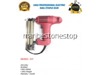 1022 PROFESSIONAL ELECTRIC NAIL STAPLE GUN