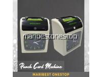 Employee Punch Card Machine Attendance Machine Time Recorder Machine Punch In Clock Out Machine S-168