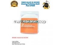 74603 BLACK & DECKER Waxing/Polishing Multi Pack KP600