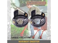 2PCS GL300 / GL260 BLACK & DECKER SPOOL CAP - 5140018-69 TRIMMER HIGH QUALITY