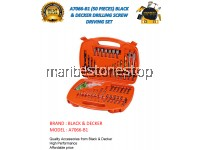 A7066-B1 (50 PIECES) BLACK & DECKER DRILLING SCREW DRIVING SET