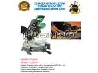 C10FCE2 HITACHI 1520W 255MM BLADE SIZE COMPOUND MITRE SAW