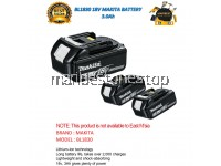 BL1830 18V MAKITA BATTERY 3.0Ah