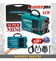 LADDERMAN MMA-300A/LT MINI INVERTER WELDING MACHINE ARC WELDING