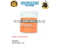 74603 BLACK & DECKER Waxing/Polishing Multi Pack KP600