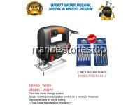 WX477 WORX JIGSAW, METAL & WOOD JIGSAW