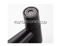 ATOCCO 304456SS 304 STAINLESS STEEL BLACK OXIDE COATED 2 IN 1 BIDET SPRAYER TAP WATER BATHROOM 200CM SPRING HOSE