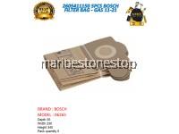 2605411150 5PCS BOSCH FILTER BAG - GAS 11-21