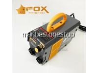 FOX MMA-300A MINI INVERTER WELDING MACHINE ARC WELDING WITH E6013 WELDING ROD