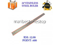 24'' STAINLESS STEEL RULER