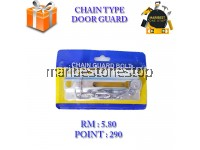 CHAIN TYPE DOOR GUARD