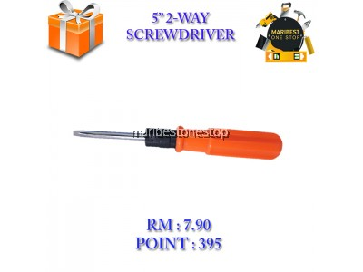 5'' 2-WAY SCREWDRIVER
