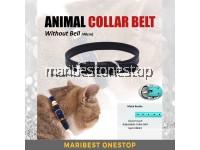 [RANDOM COLOR] B365 Pet Dog Cat Animal Collar Neck Belt For Small Medium Dogs Cats Puppy Animal Leather Collars Accessories