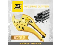 BS291585 BOSI TOOLS 42MM PVC PIPE CUTTER HEAVY DUTY AUTOMATIC SNIPS CUTTING HAND TOOLS SCISSOR