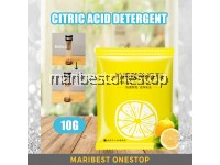 10G CITRIC ACID DETERGENT CLEANING CITRIC POWDER INNER CPONTAINER CLEANER ELECTRIC KETTLE CLEANING AGENT SCALE REMOVAL