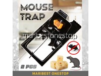 2PCS/SET MT-03 MOUSE TRAP RAT TRAP CATCHER PEST CONTROL EXTERMINATE RATS AND MICE PERANGKAP TIKUS