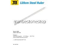 120CM STEEL RULER