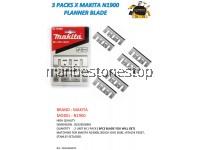 3PACKS X MAKITA N1900 PLANNER BLADE